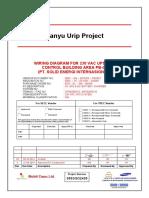 IDBC-SG-EDWDS-PD0401 Rev 50_Wiring Diagram 230 VAC UPS For Control Building Area PB-05.pdf