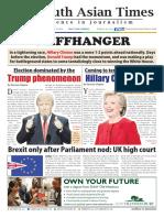 Vol.9 Issue 28 - November 5-11, 2016