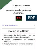 Generacion de Numeros (2013)