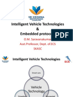 Intelligent Vehicle Systems-Automotive electronics