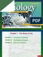 Biology Ch. 1.Ppt