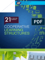 c) 21st Century Learning Cooperative Learning Structures