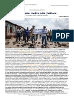 Burundi Le Rivelazioni Inedite Sulla Ribellione
