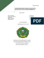 Draft Surat Perjanjian Kelompok Dilla