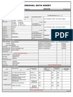 Copy of 16143413 Personal Data Sheet CS Form 212