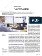 Exact Hub Construction 2015 06