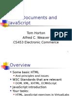 Cs453 d HTML Javascript 1