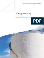 b Energy Industry - Comparative Performance Benchmarking