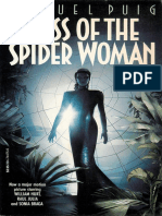 Manuel Puig Kiss of the Spider Woman Vintage Books 1980 1