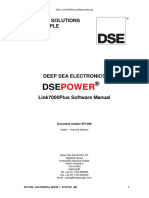 DSE Link 7000 Plus Software Manual