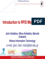RFID Middleware Introduction