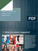 Music Magazine Task 2 Detailed Class Analysis Of Music Magazine One Nme