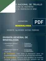 Curso Mineralogia II Diapositivas