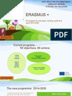 Erasmus+ Presentantion en