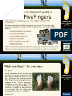 Beginners Guide to Five Fingers