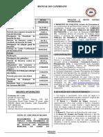 Edital e Regulamento Paulista