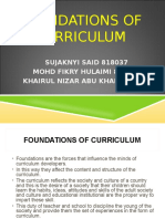 Foundations of Curriculum - final.ppt