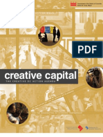 The Creative DC Action Agenda