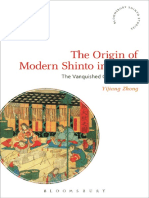 Extracted Pages From the Origin of Modern Shinto in Japan
