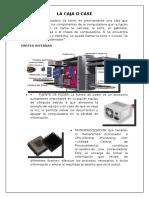 Dispositivos y componentes de una microcomputadora