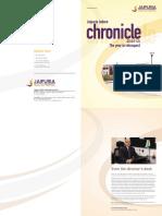 Jaipuria Indore Annual Chronicle 14-15