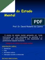 1_Exame Do Estado Merntal