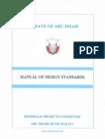 ADM Storm and Sewerage Design Manual
