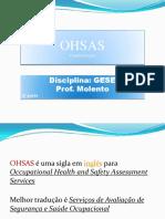 OSHAS