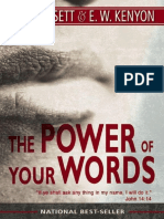3-The Power of Your Words - E.W. Kenyon