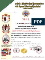 Certificato Fulco Torino 2016