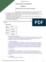 CS 460_660 Practice Exercises