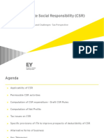 Ey Csr Opportunities and Challenges Tax Perspective