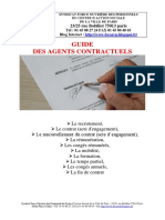 FO Guide Des Agents Contractuels