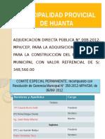 Exposicion Huanta.cpc. Prado