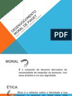 Desenvolvimento Moral de Piaget