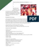 Reseña Historica de La Danza carnaval de umapata