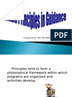24154671 Basic Principles on Guidance and Counseling