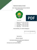 Evaluasi Paracetamol