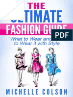 The Ultimate Fashion Guide by Michelle Colson