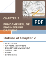 CHAPTER 2 Engineering Drawing