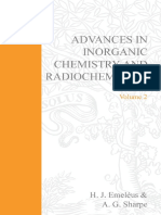 02. Advances in Inorganic Chemistry and Radiochemistry 2 (1960)