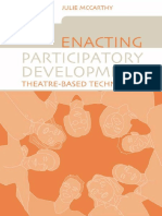 Enacting Participatory Development