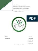 Glosario de Terminos veterinarios y tecnologicos.