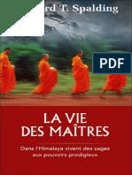 La vie des maitres.pdf
