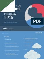 E-book Panorama de Internet Paraguay 2015 Tree