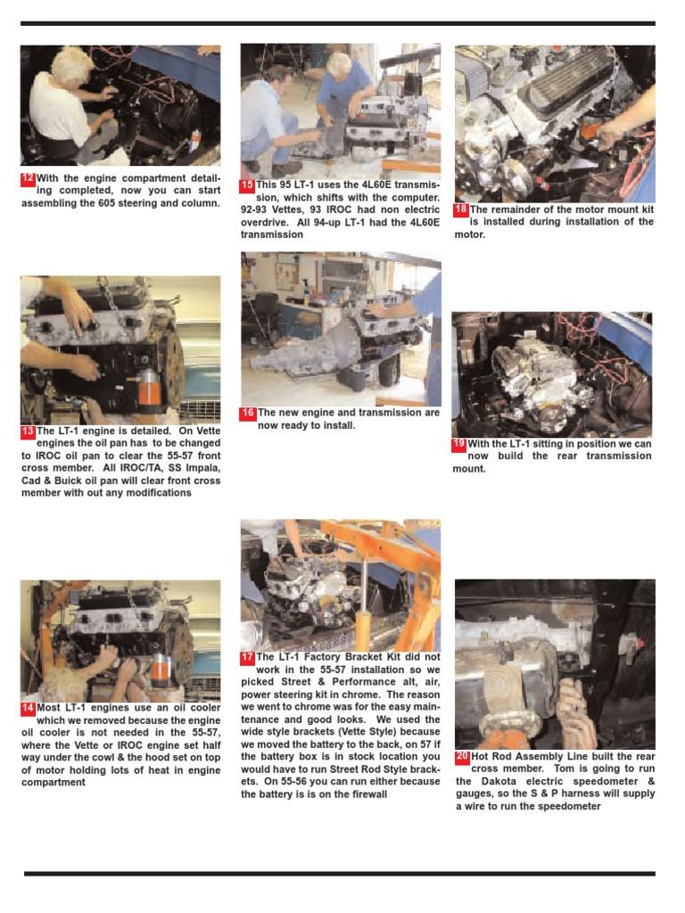 57 Chevy Final | Pump | Throttle