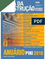 Guia Da Construção - Anuário PINI 2010