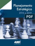 ABDI - Planejamento Estratégico 2016 a 2019