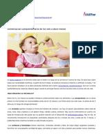 Familia y Salud - Alimentacion Complementaria de Los Seis a Doce Meses - 2015-07-08 (1)