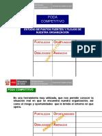 FODA Competitivo Salud